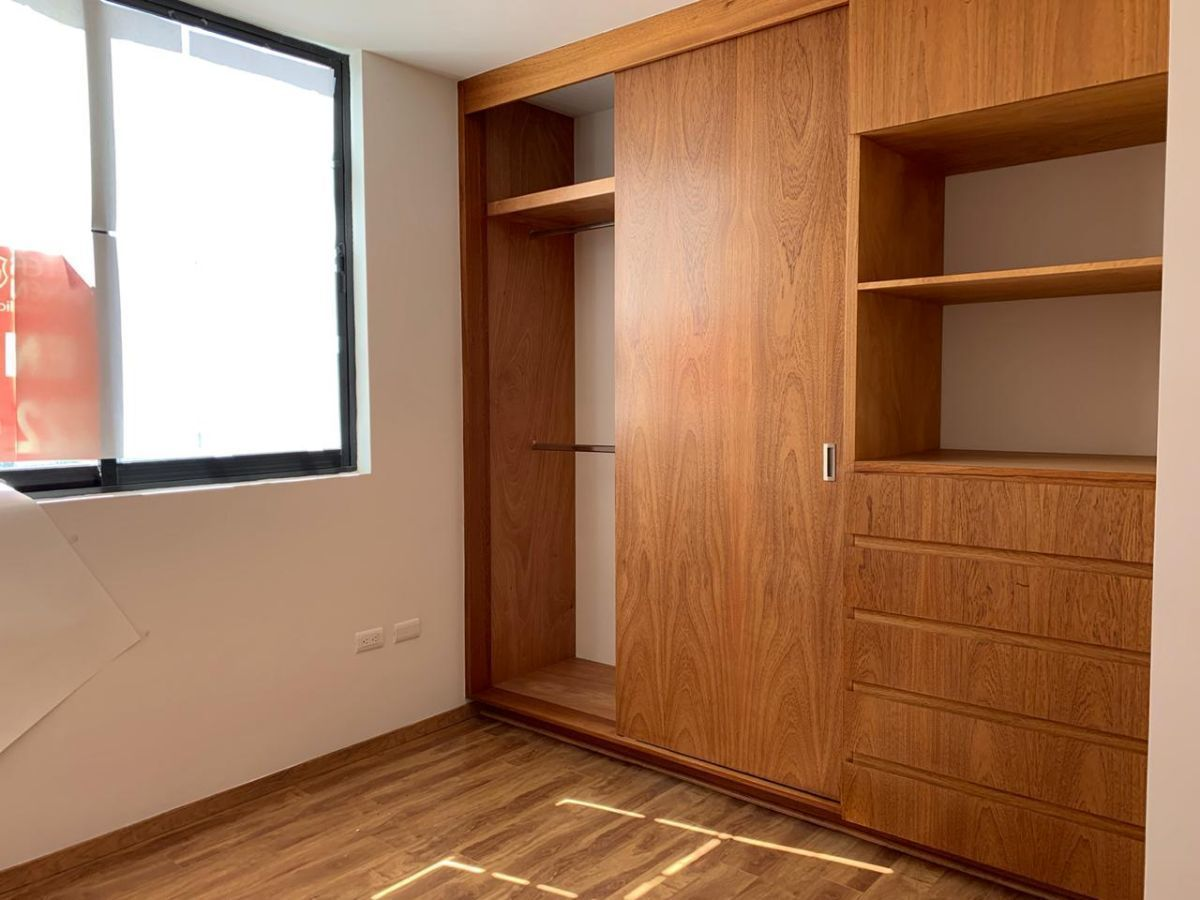 13 de 13: Closets con buen espacio.