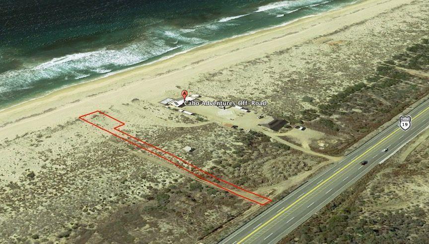 3 de 3: Terreno en Ejido Plutarco Elías Calles vista aérea
