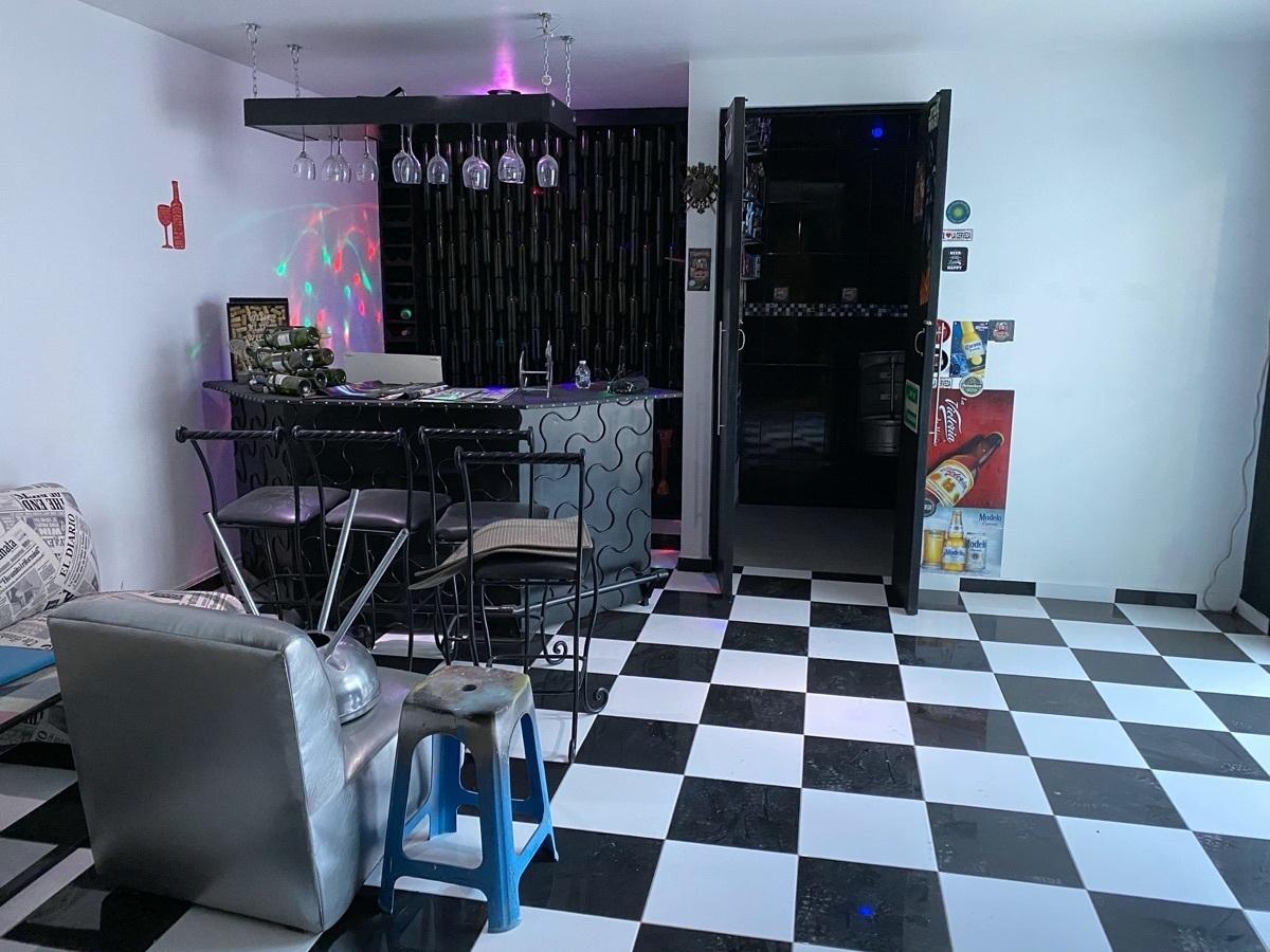 6 de 22: Renta Casa en La Moraleja Pachuca - Estudio en PB
