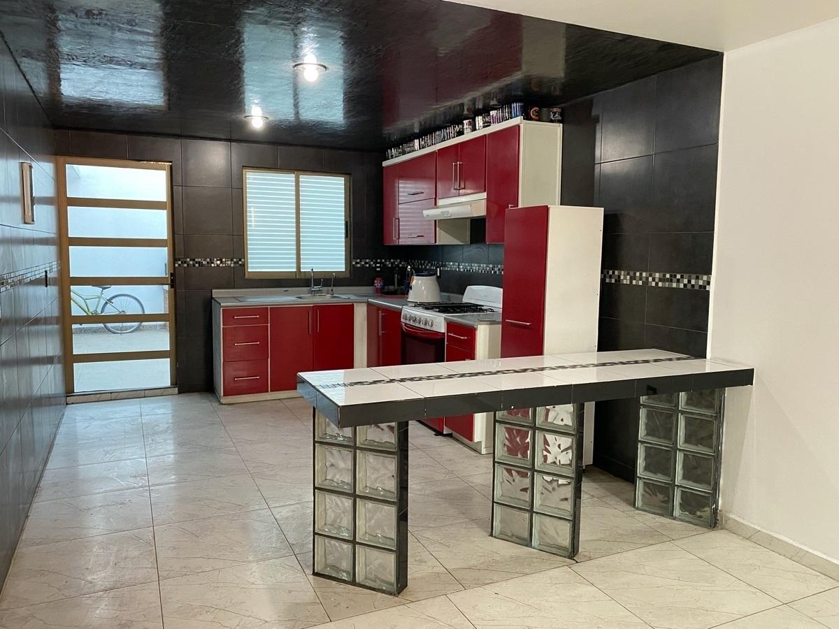 4 de 22: Renta Casa en La Moraleja Pachuca -Cocina