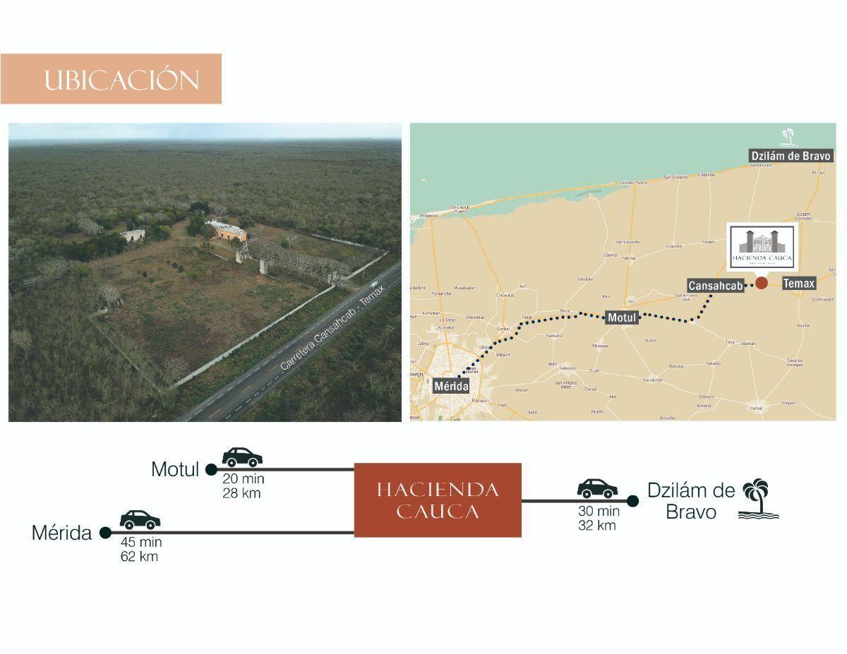 2 de 25: Hacienda Cauaca  Temax Mérida Yucatán Chichén Realty Venta