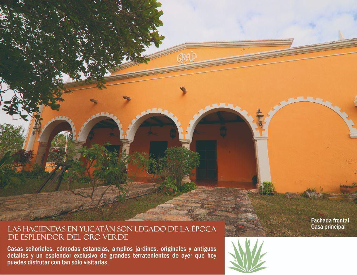 4 de 25: Hacienda Cauaca  Temax Mérida Yucatán Chichén Realty Venta