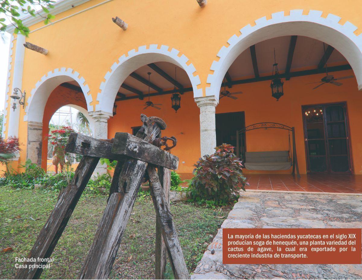 5 de 25: Hacienda Cauaca  Temax Mérida Yucatán Chichén Realty Venta