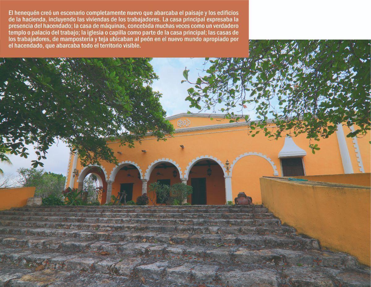 7 de 23: Hacienda en Venta Temax Mérida Yucatán Chichén Realty