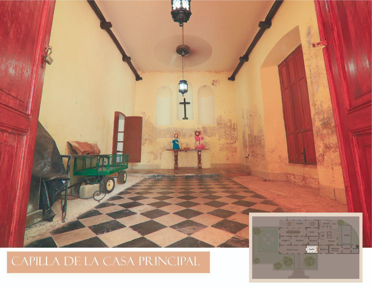 9 de 25: Hacienda Cauaca  Temax Mérida Yucatán Chichén Realty Venta
