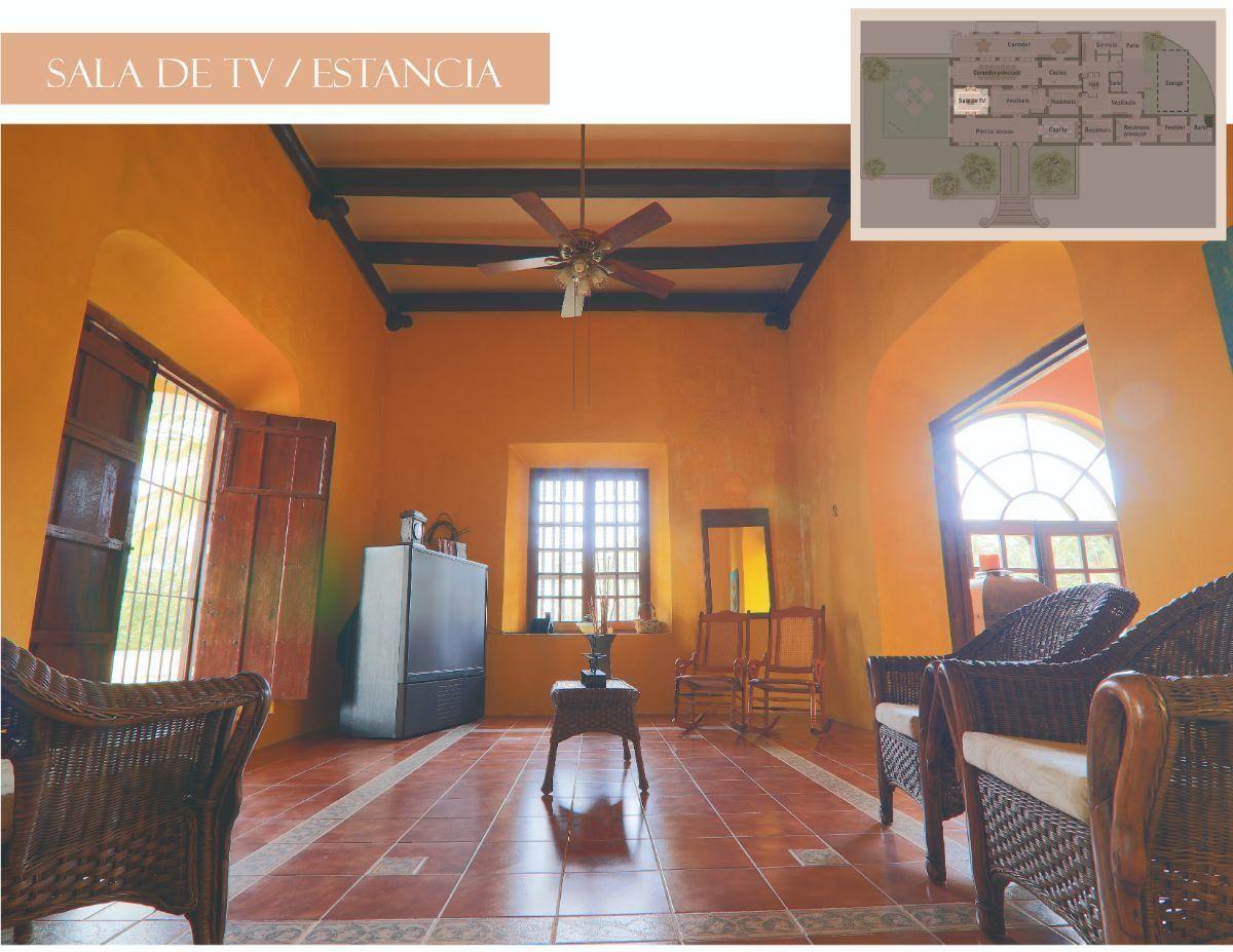10 de 25: Hacienda Cauaca  Temax Mérida Yucatán Chichén Realty Venta