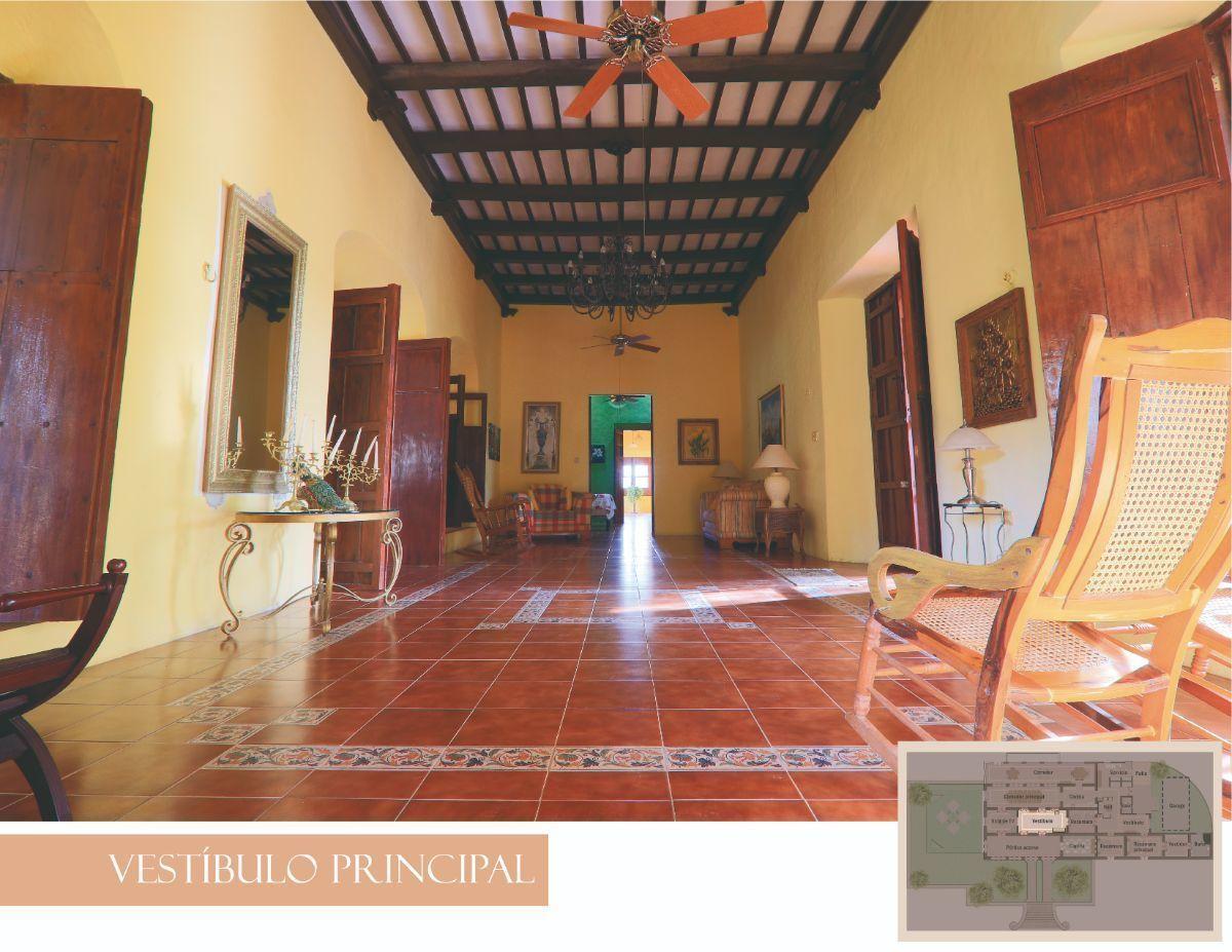 11 de 25: Hacienda Cauaca  Temax Mérida Yucatán Chichén Realty Venta