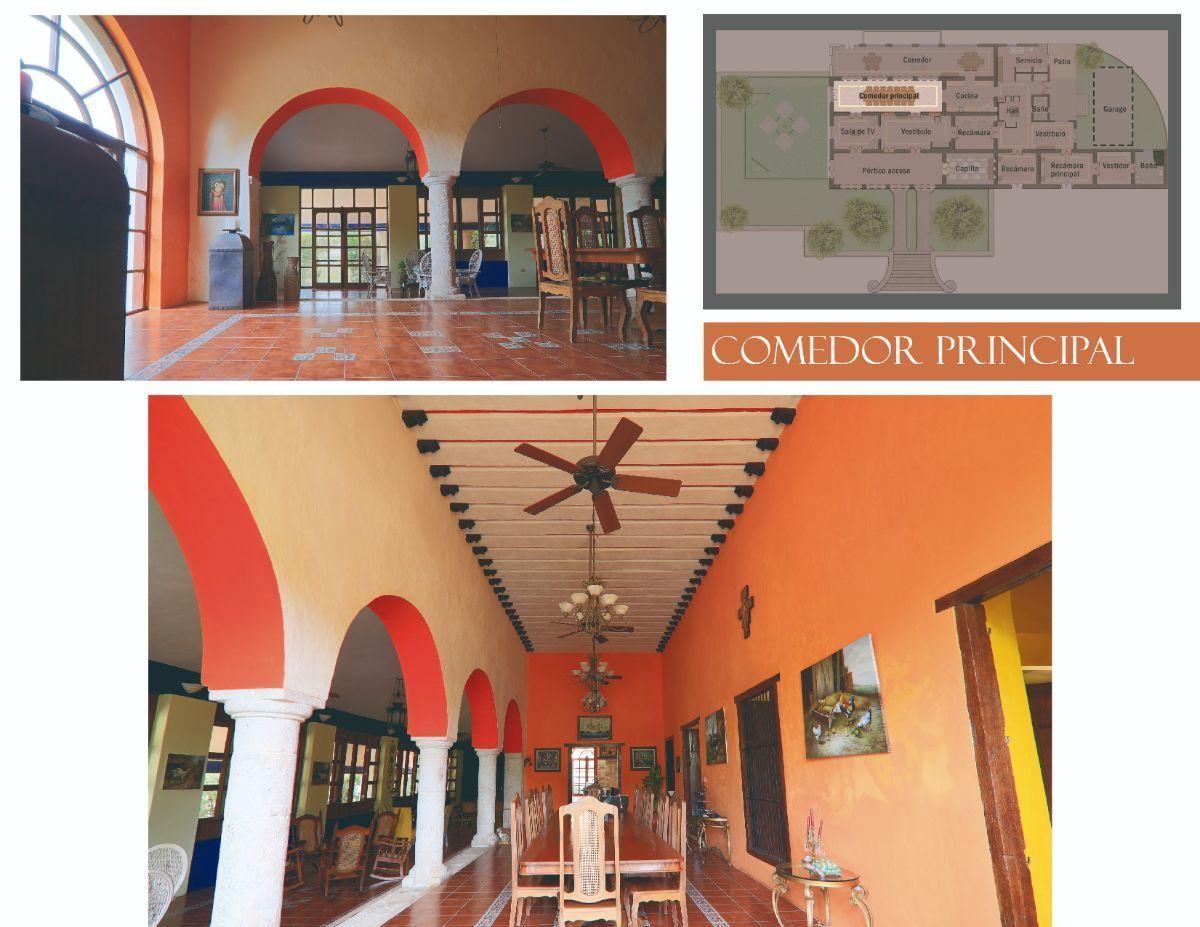 12 de 25: Hacienda Cauaca  Temax Mérida Yucatán Chichén Realty Venta