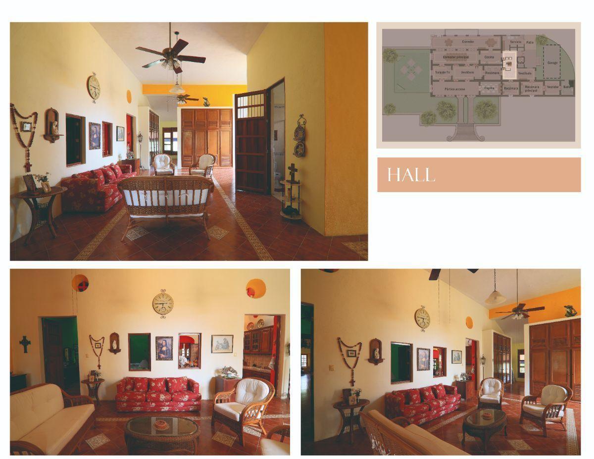 15 de 25: Hacienda Cauaca  Temax Mérida Yucatán Chichén Realty Venta