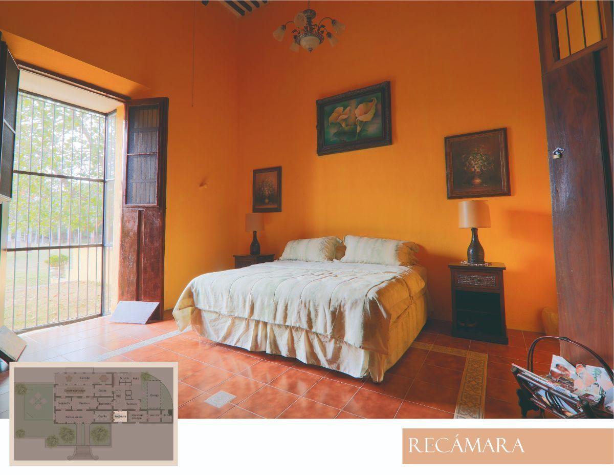 18 de 25: Hacienda Cauaca  Temax Mérida Yucatán Chichén Realty Venta
