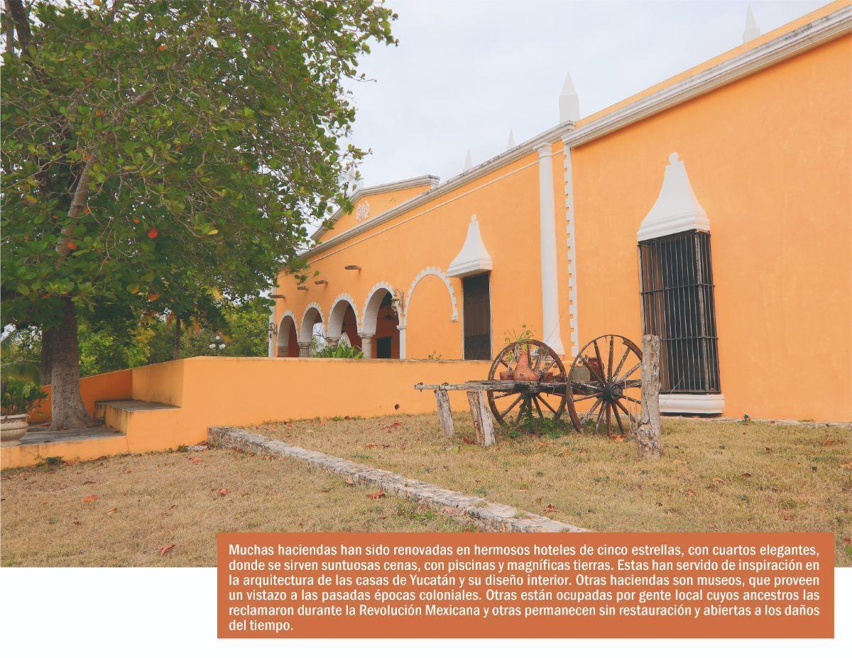 25 de 25: Hacienda Cauaca  Temax Mérida Yucatán Chichén Realty Venta