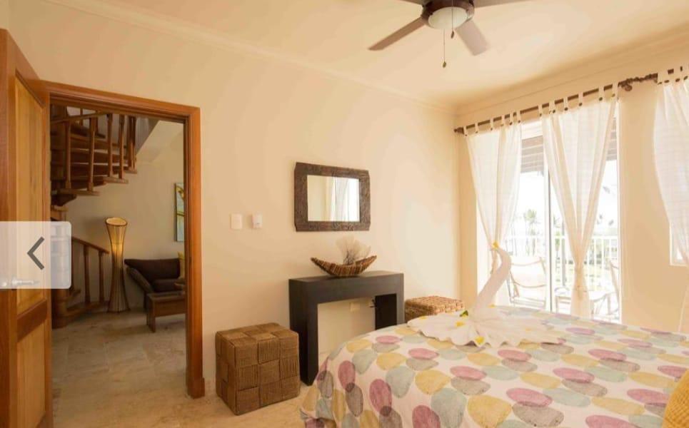 23 de 26: Playa turquesa 1 dormitorio vista al mar