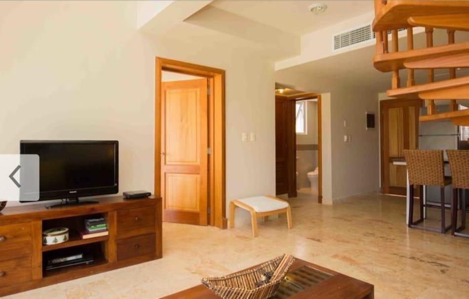 19 de 26: Playa turquesa 1 dormitorio vista al mar