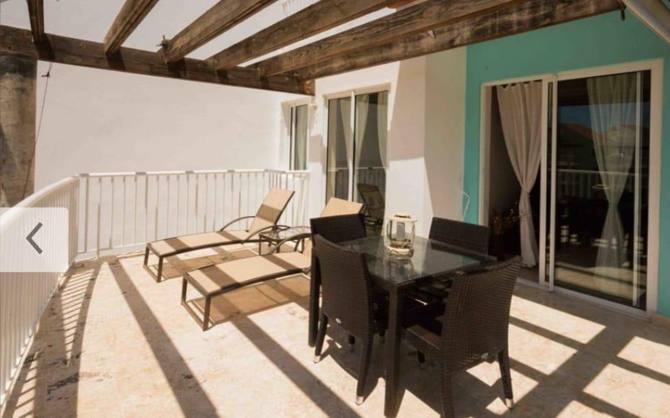 15 de 26: Playa turquesa 1 dormitorio vista al mar