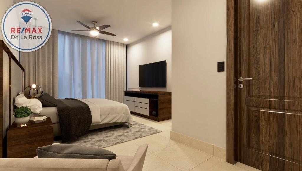 6 de 19: Comodas habitaciones con excelentes carpinterias