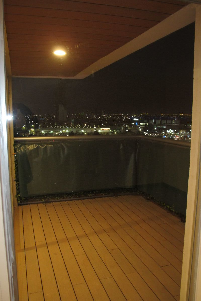 7 de 10: Terraza con hermosa vista.