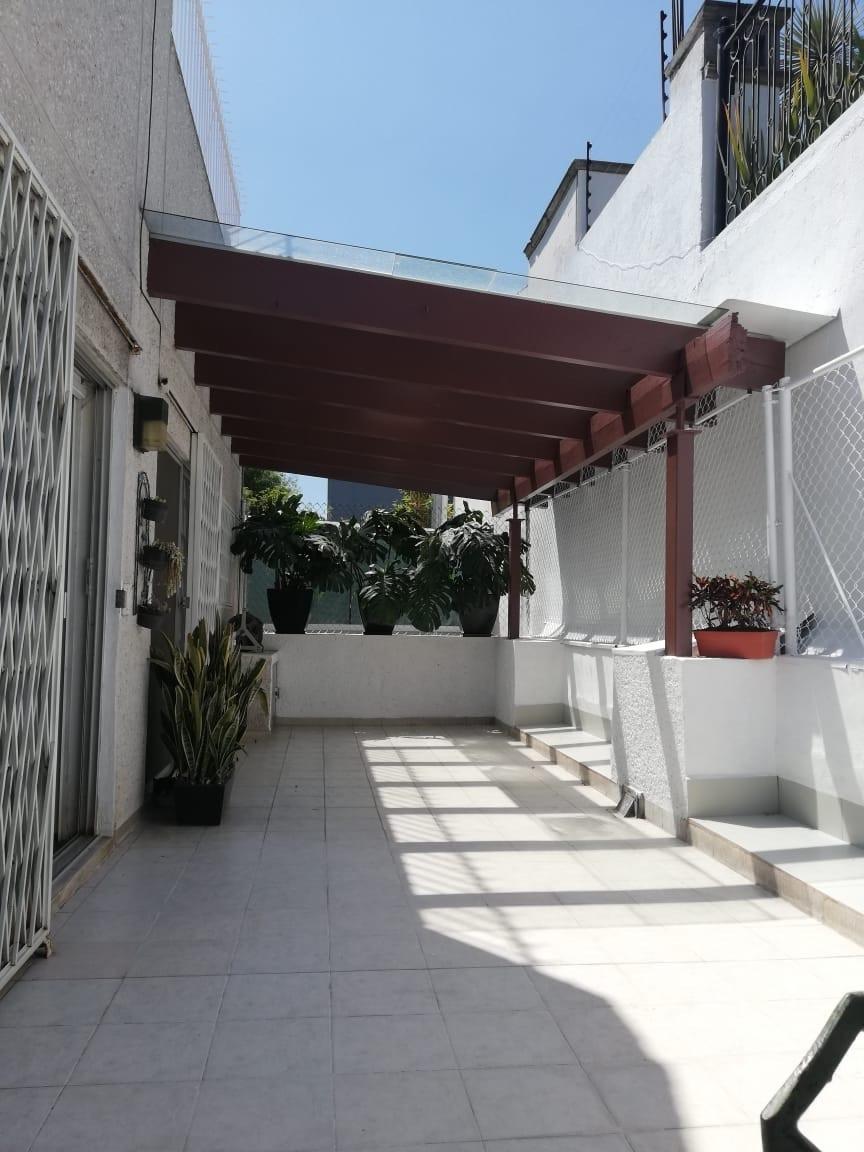 8 de 23: Terraza de 53 m2 afuera de la recámara principal