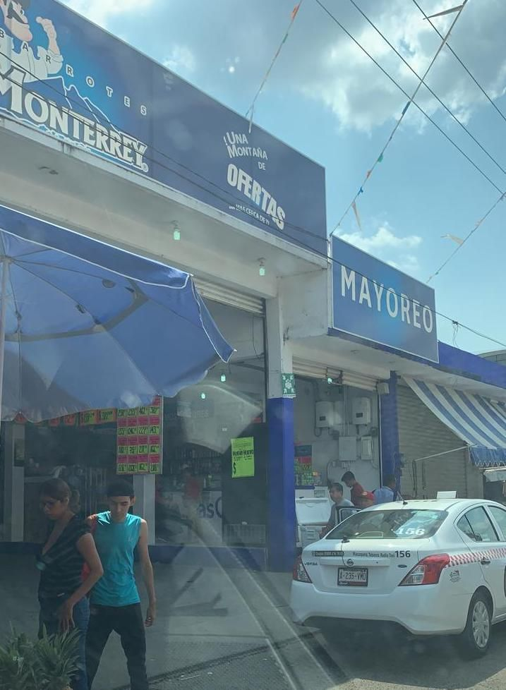 12 de 13: Abarrotera Monterrey