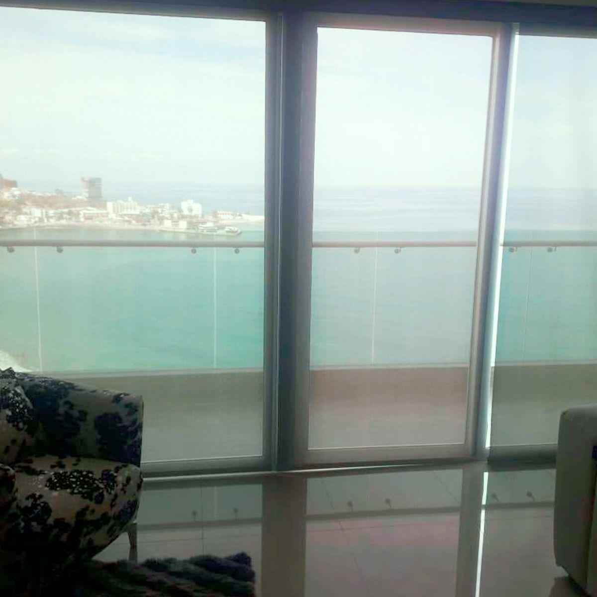 4 de 7: Excelente vista inigualable del mar de Mazatlán