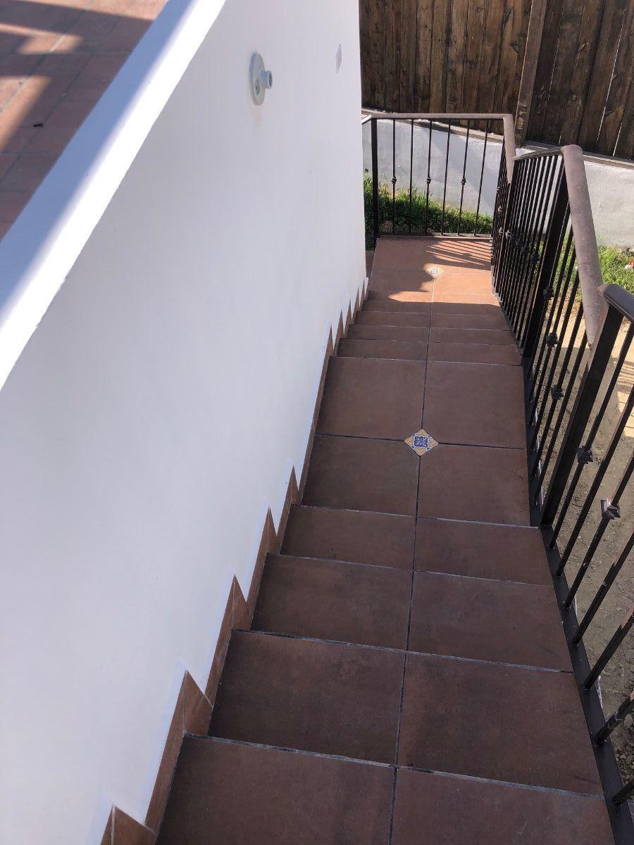14 de 18: Escaleras a terraza