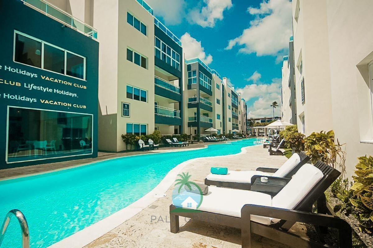 2 de 21: Apartamento en punta cana ocean view vista al mar