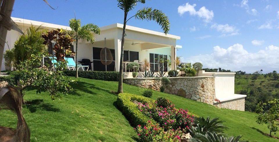 1 de 15: Hermosa casa en un ambiente idílico.