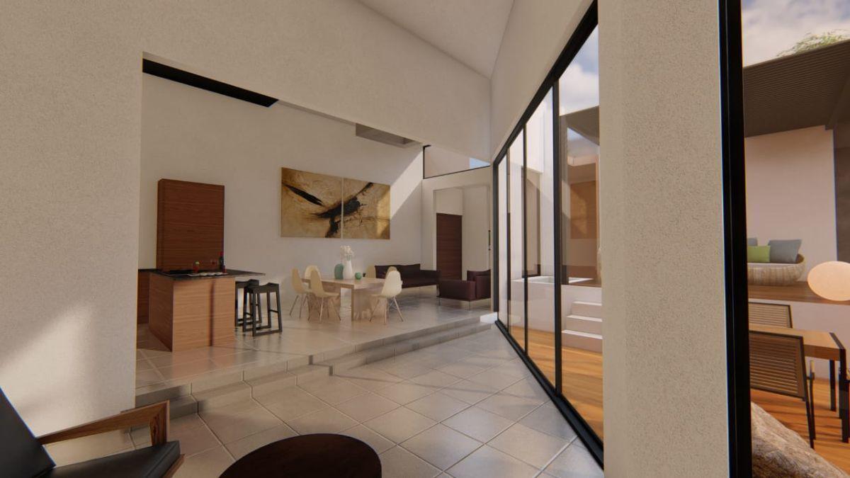 5 de 9: Casa de una planta en venta en Yucatán Country Club