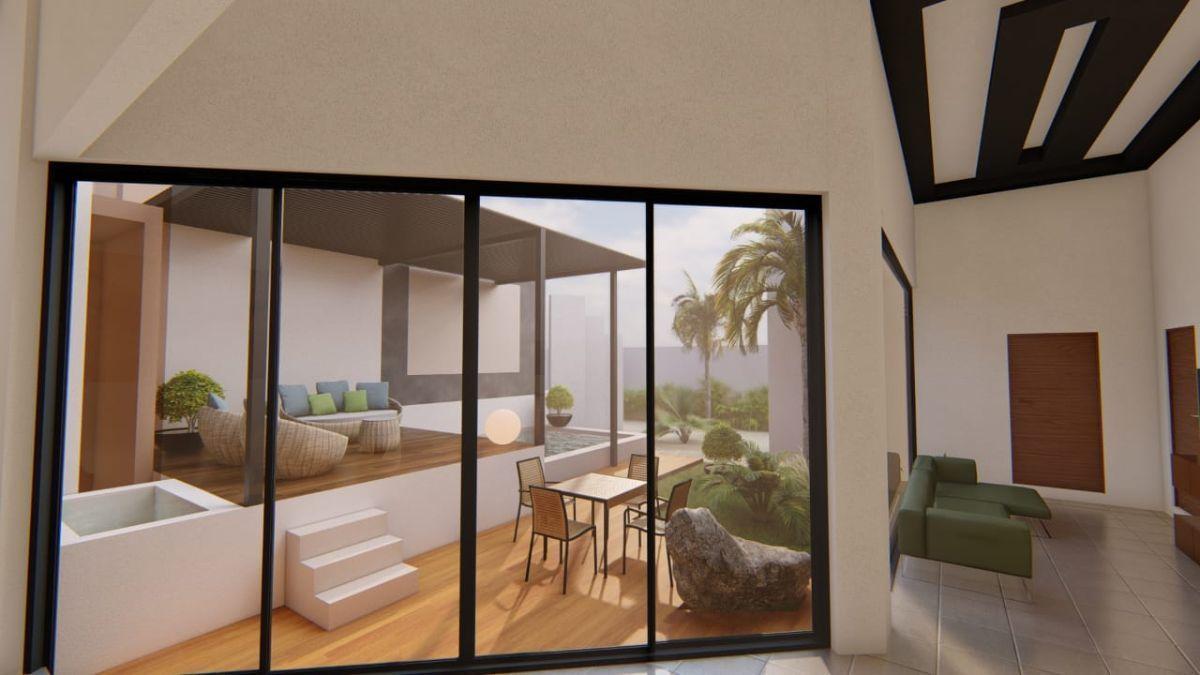 6 de 9: Casa de una planta en venta en Yucatán Country Club