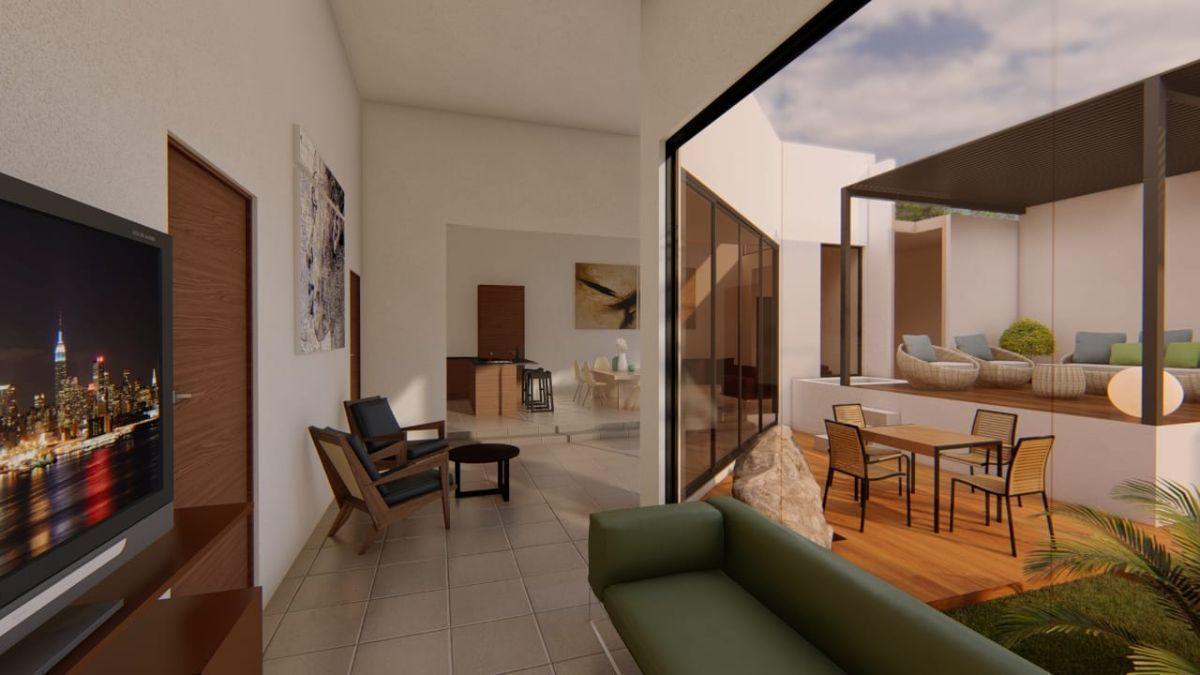 1 de 9: Casa de una planta en venta en Yucatán Country Club