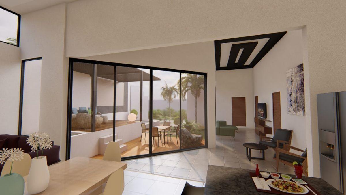 9 de 9: Casa de una planta en venta en Yucatán  Country Club