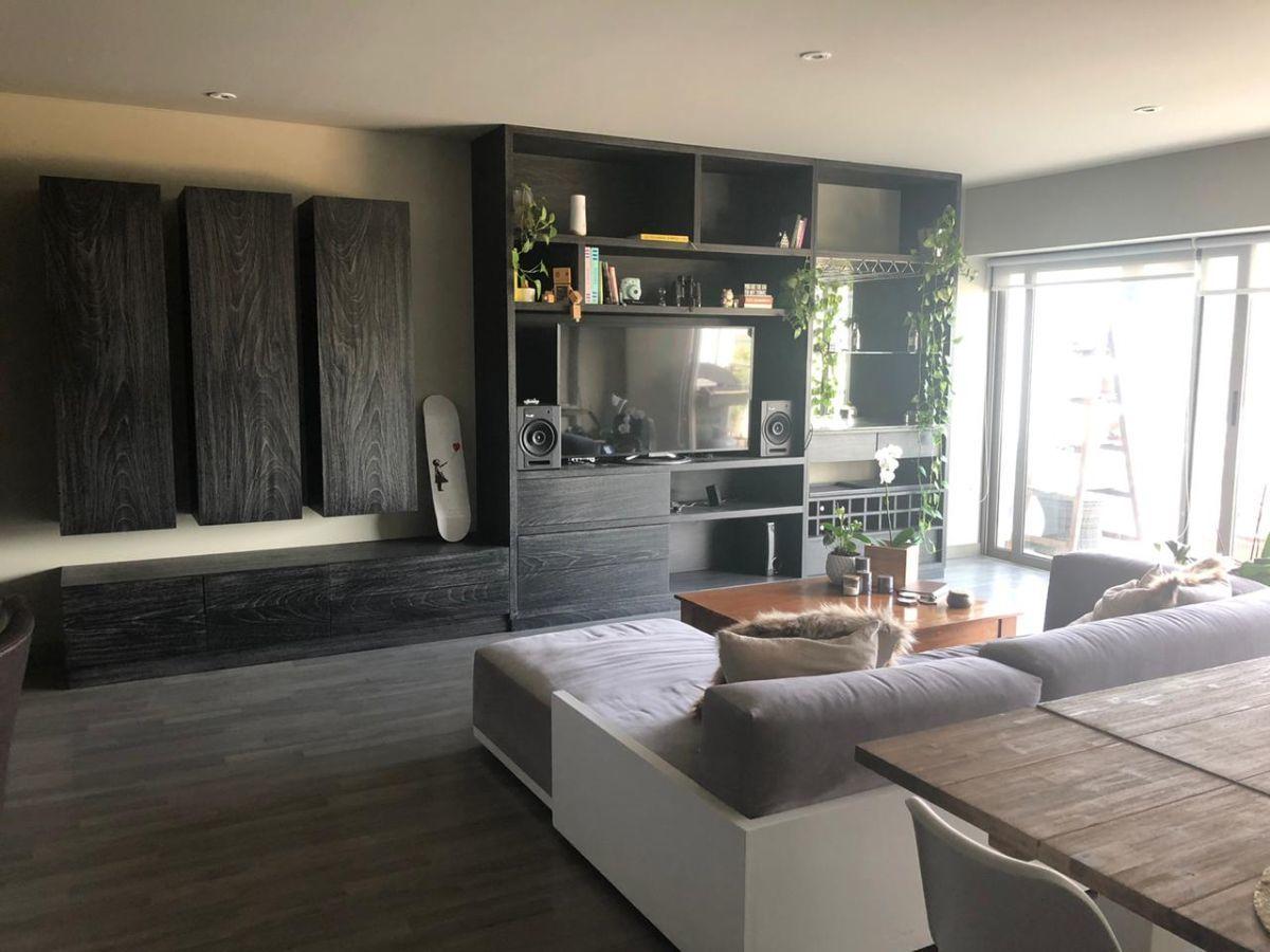 3 de 17: Mueble TV diseñado por Ana Teresa Vega Soyer.