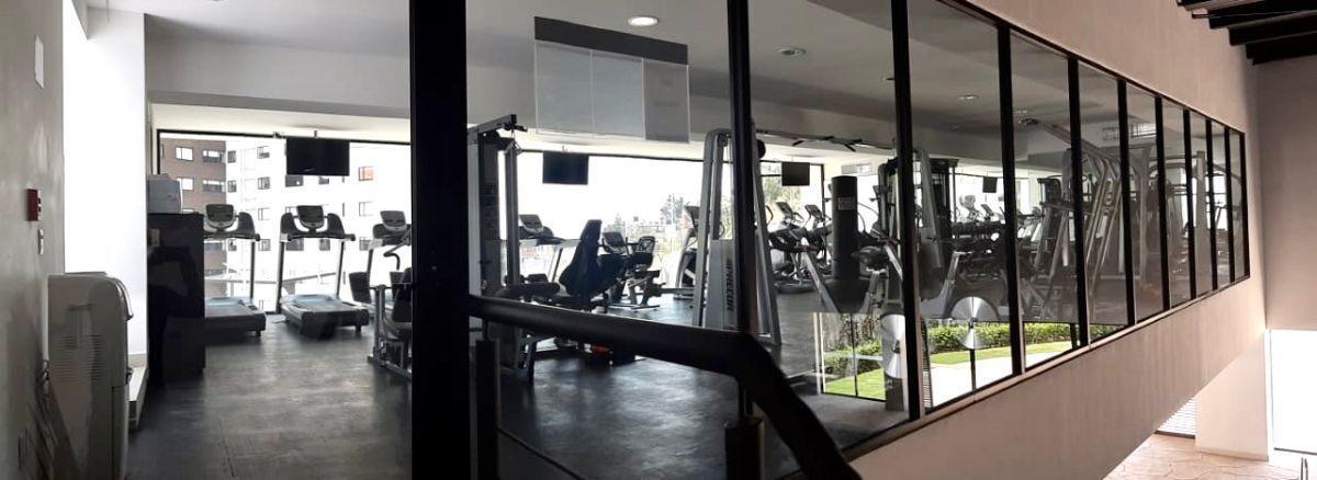 10 de 10: Gym