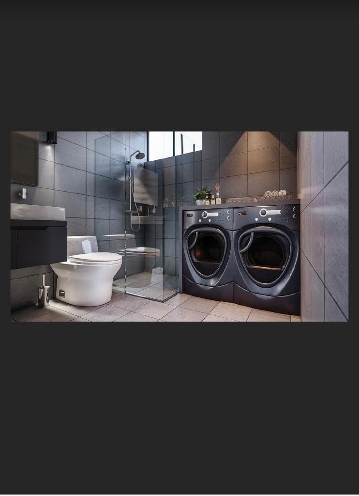 8 de 8: Área de lavado