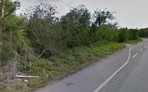1 de 5: Terreno con frente de carretera federal