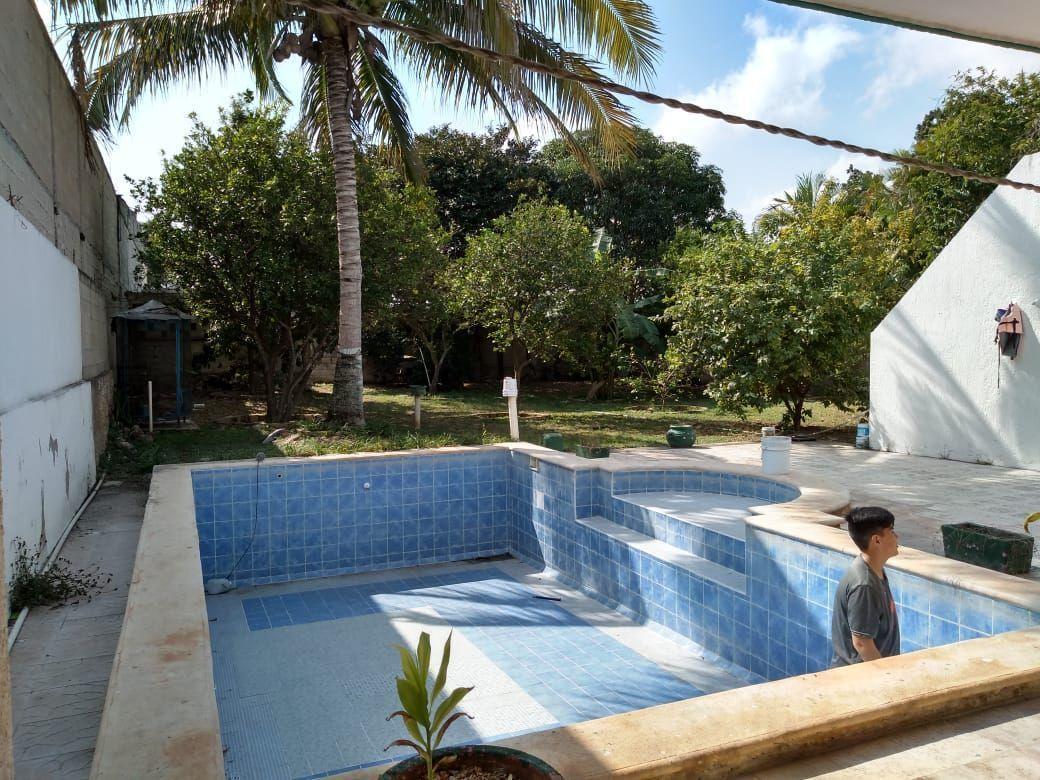16 de 16: Vista de la piscina