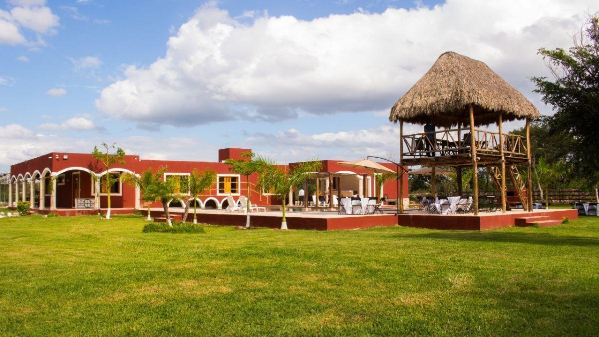 4 de 14: Vista de la hacienda