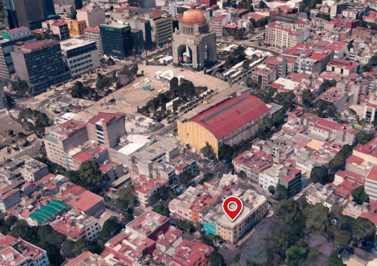 10 of 15: Ubicado entre el Monumento a la Rev. y el Museo San Carlos