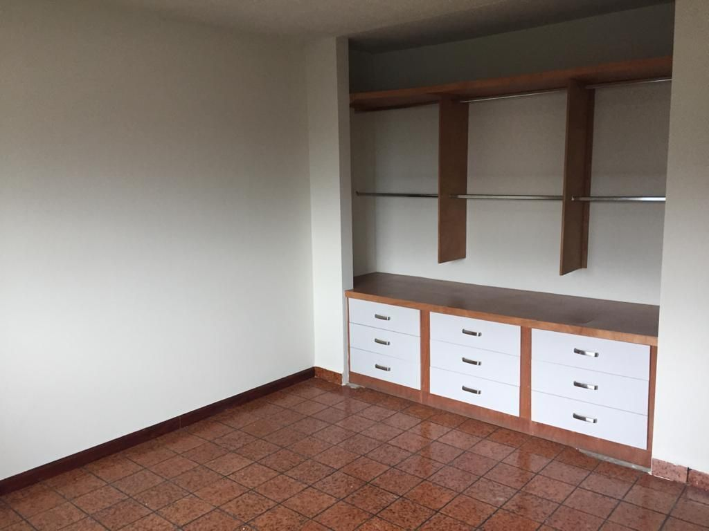 10 de 14: amplios closets