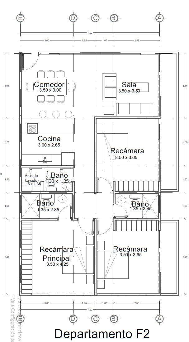 13 de 36: Plano Arquitectónico