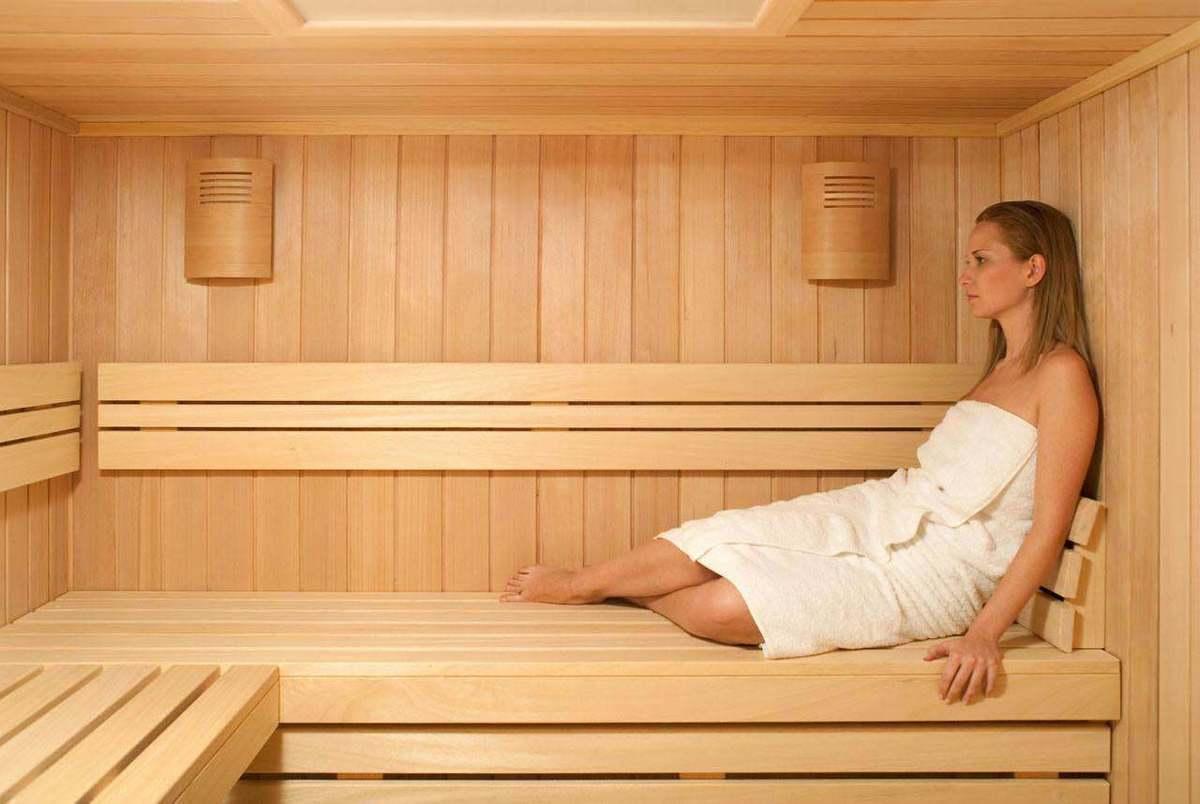 20 de 23: Spa / sauna