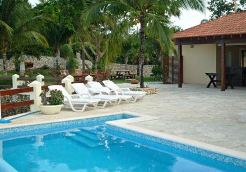 1 de 18: MAsion a vendre a la republique dominicaine avec piscine