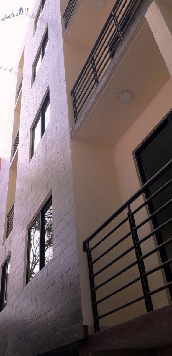 15 de 15: fachada del edificio