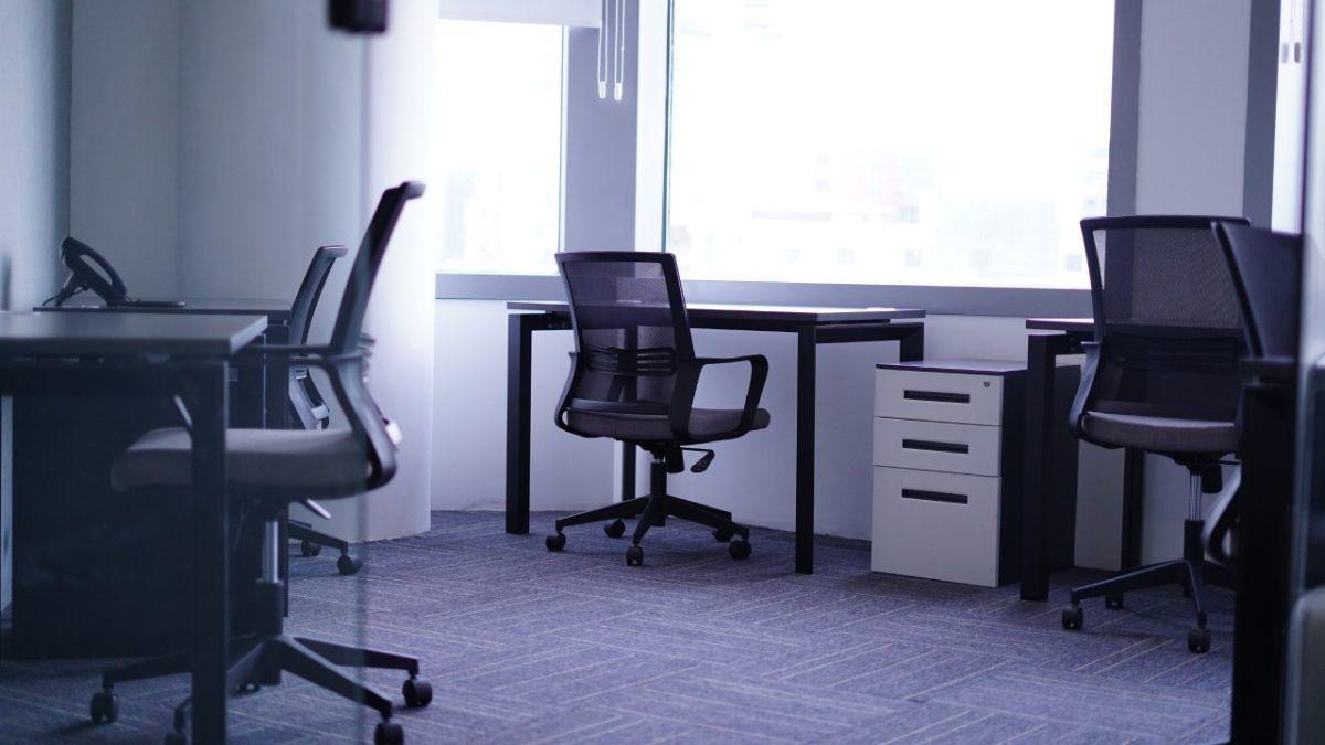 7 de 9: Oficina con vista