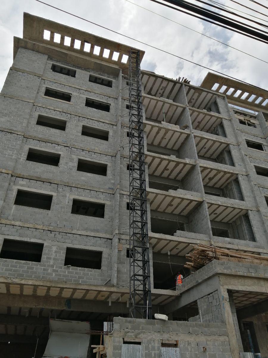 9 de 35: Foto frontal del proyecto a junio 2020