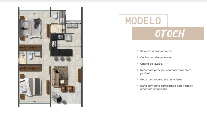 2 de 12: Floor Plan