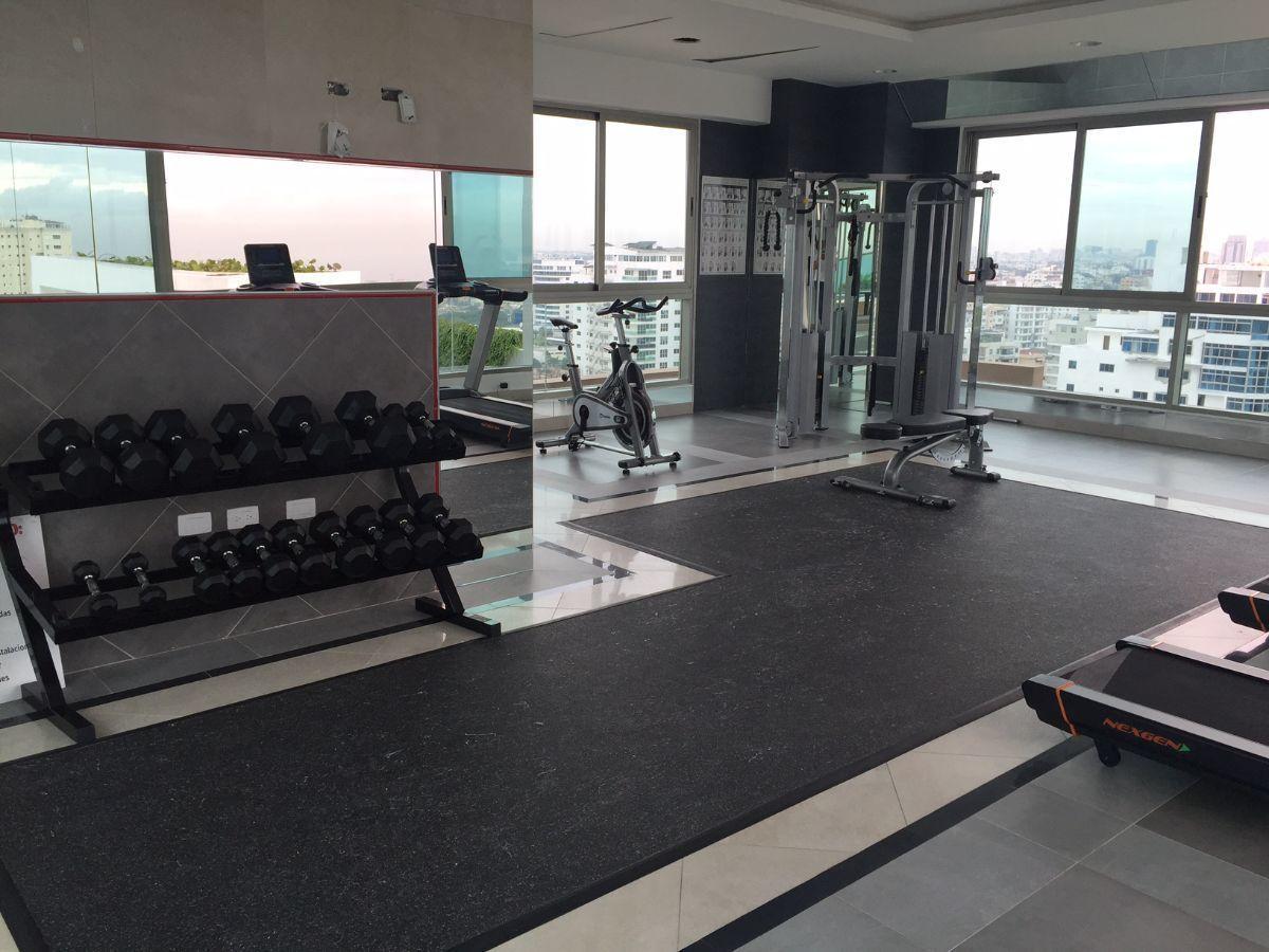4 de 5: Gym