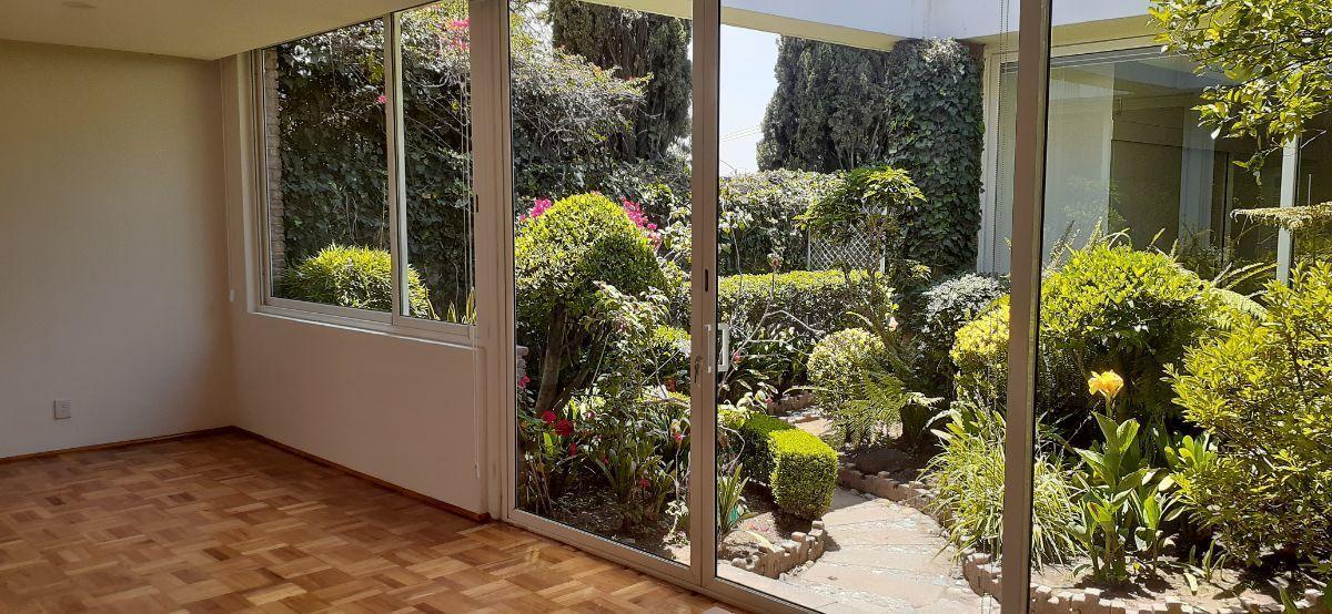 10 de 33: Jardín interior