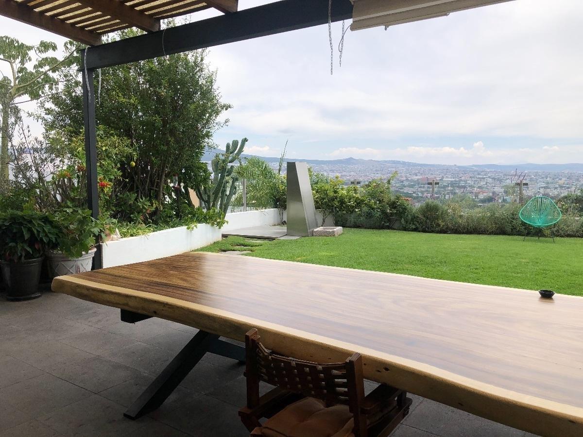 4 de 12: Vista desde la terraza