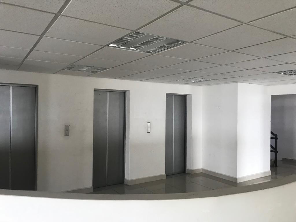 6 de 11: Bateria de 4 elevadores para 6 personas c/u