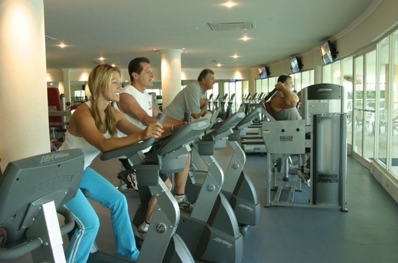 25 de 29: Fitness Center El Tigre golf